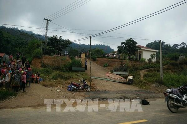 Lại xảy ra sự cố liên quan đến an toàn học đường tại Lào Cai