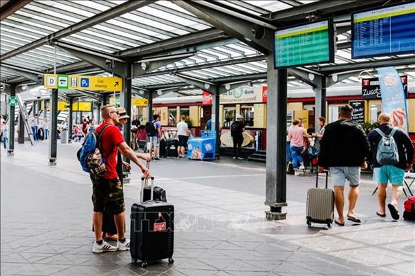 Đức mở rộng danh sách cảnh báo đi lại ở châu Âu do dịch COVID-19