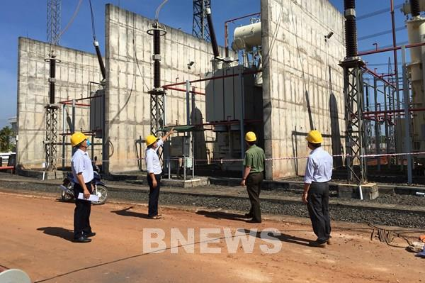 Giải pháp đảm bảo an toàn lưới truyền tải điện quốc gia ở miền Trung và Tây Nguyên