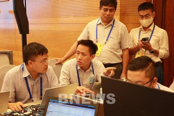 VNPT chuẩn bị hạ tầng thông tin thông suốt cho Đại hội đồng AIPA - 41