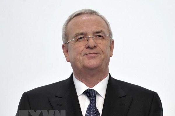 Cựu CEO Volkswagen sẽ phải hầu tòa vì gian lận khí thải và thao túng thị trường
