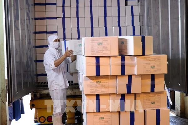 Xuất khẩu lô tôm đầu tiên sang EU theo Hiệp định EVFTA