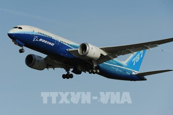 Boeing và giới chức Mỹ thảo luận về lỗi của dòng máy bay 787 Dreamliner