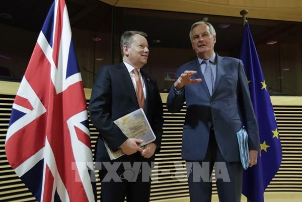 EU xem xét những biện pháp tiếp theo trong đàm phán Brexit