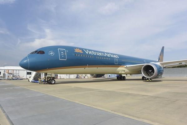 Vietnam Airlines lùi giờ bay một loạt chuyến bay do ảnh hưởng của bão số 5