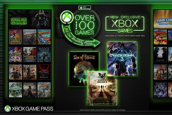 Microsoft nỗ lực soán ngôi Sony trong game online