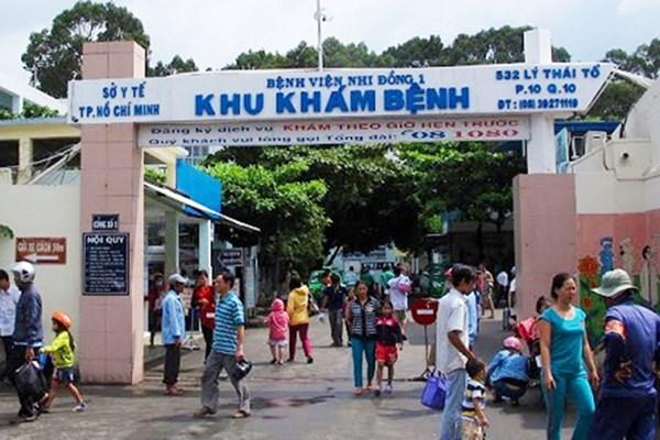 Thành phố Hồ Chí Minh: Cấp cứu nhiều trẻ nhỏ ở chùa Kỳ Quang 2 nghi bị ngộ độc
