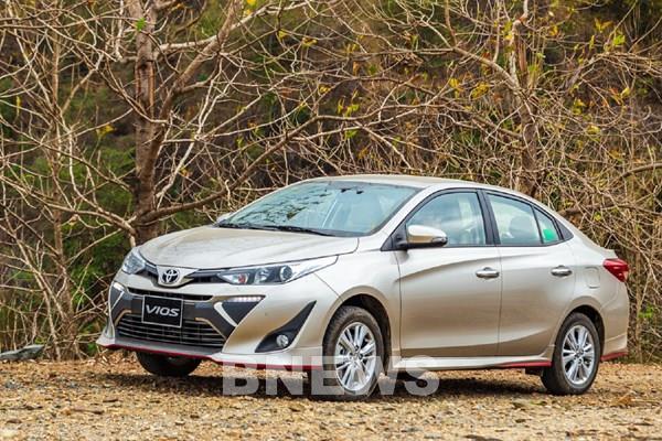 Top 10 ô tô bán chạy nhất thị trường Việt Nam tháng 9, Hyundai góp 4 sản phẩm