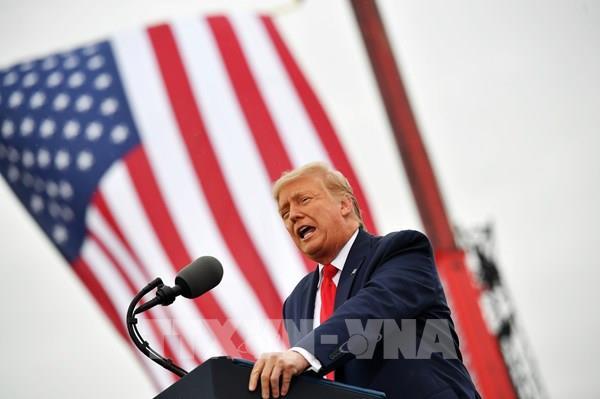 Tổng thống Mỹ Donald Trump tiếp tục được đề cử giải Nobel Hòa bình 2021