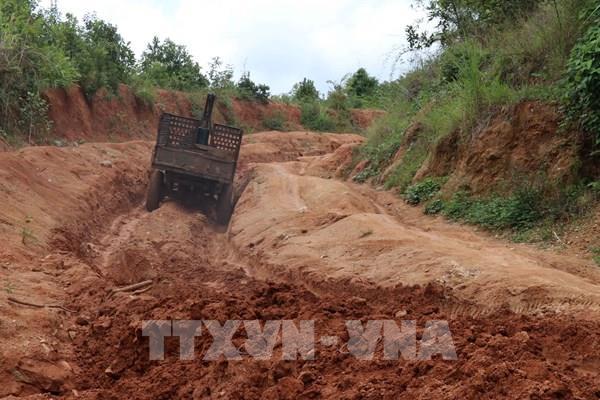 Gia Lai: Một ngôi làng như bị cô lập dù chỉ cách UBND xã và đường Quốc lộ 7km