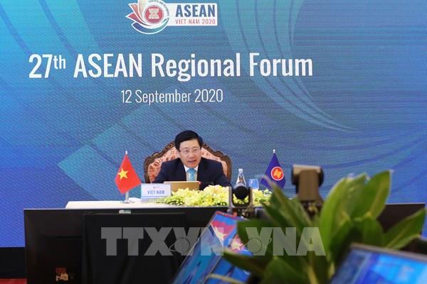 ASEAN 2020: Hội nghị Diễn đàn Khu vực ASEAN lần thứ 27