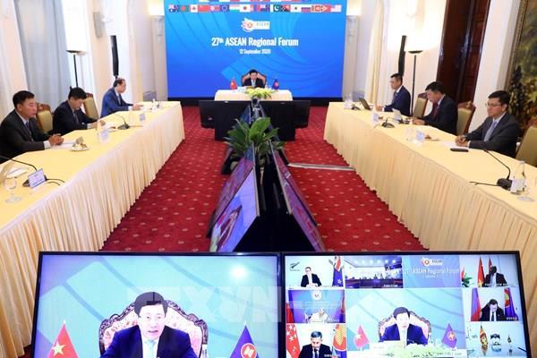 Thúc đẩy ASEAN đồng thuận và đoàn kết với các đối tác