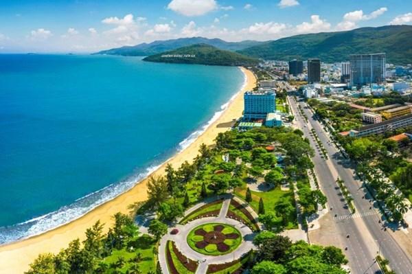 Nhiều dự án hạ tầng tại Quy Nhơn về đích, thị trường địa ốc đón sóng mới