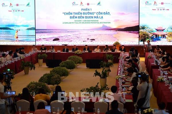 Kết nối du lịch Côn Đảo: Đặt việc bảo tồn phát triển bền vững lên hàng đầu