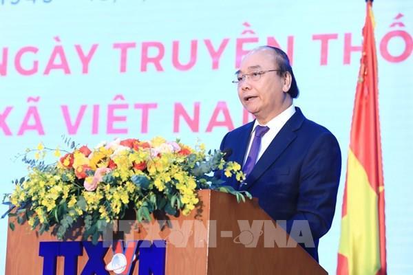 TTXVN cần tiếp tục giữ vững vị thế là một trung tâm thông tin tin cậy của Đảng, Nhà nước