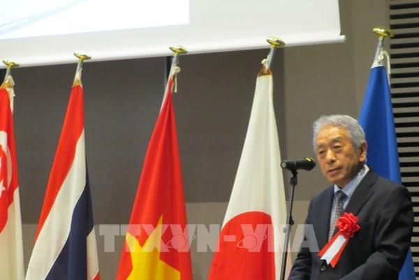 Tổng Thư ký AJC: Quan hệ Nhật-Việt sẽ không thay đổi