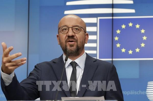 Chủ tịch Hội đồng châu Âu: Anh cần tuân thủ thỏa thuận Brexit