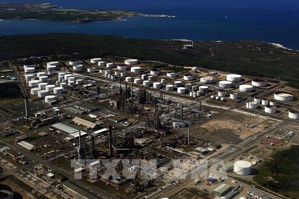 Giá dầu thế giới giảm khoảng 3% trong phiên giao dịch 12/10