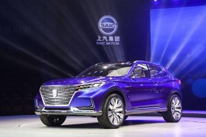 SAIC Motor sẽ giới thiệu ít nhất 10 mẫu ô tô chạy bằng hydro vào năm 2025