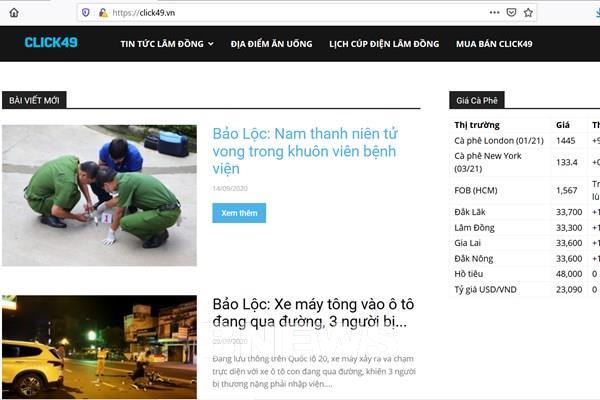 """Lâm Đồng: Phạt 85 triệu đồng đối với công ty chuyên """"chép báo"""" trái phép"""