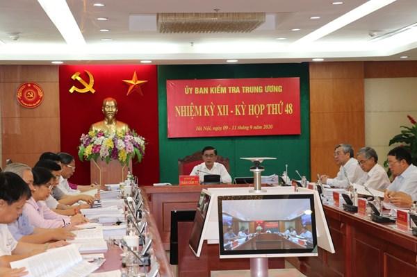 Đề nghị kỷ luật khai trừ ra khỏi Đảng đối với 4 đảng viên thuộc Đảng bộ thành phố Đà Nẵng