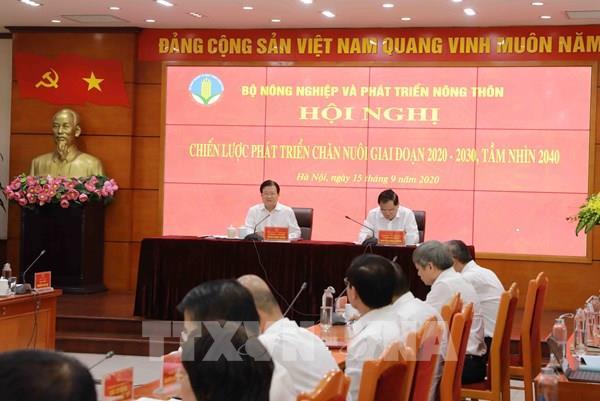 Phó Thủ tướng Trịnh Đình Dũng: Ngành chăn nuôi có cơ hội, triển vọng lớn