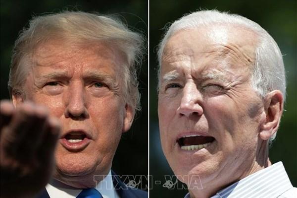 """Bầu cử Mỹ 2020: Báo Pháp nhận định cuộc chiến thực sự tại các bang """"chiến địa"""""""