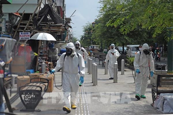 Indonesia và Philippines ghi nhận thêm hơn 3.500 ca nhiễm mới COVID-19 ở mỗi nước