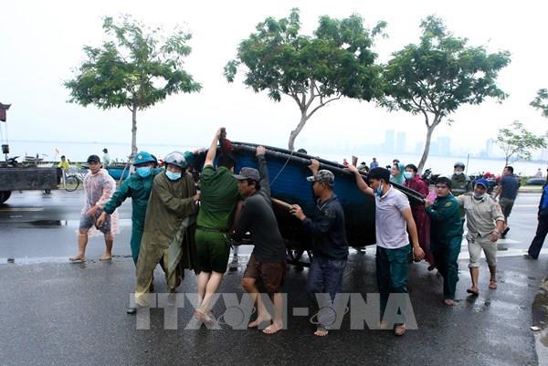 Đà Nẵng: Hoàn thành sơ tán hơn 72.000 người trước 20h tối nay