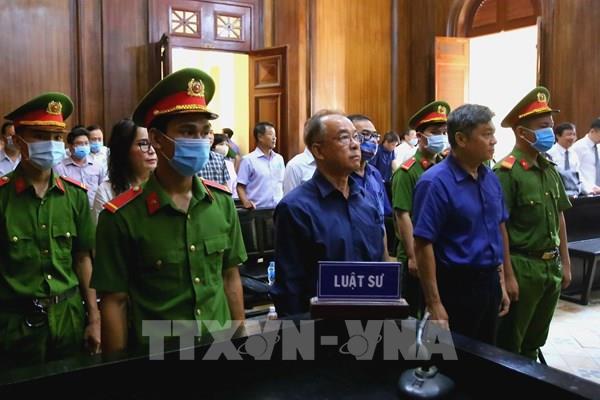 Nguyên Phó Chủ tịch UBND TP.HCM Nguyễn Thành Tài bị đề nghị mức án từ 8 đến 9 năm tù