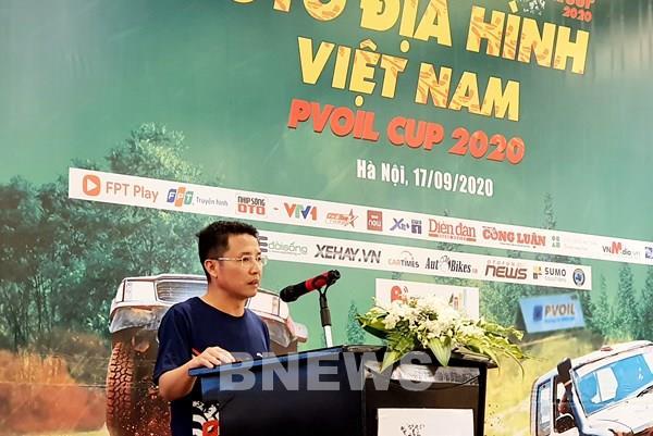 Giải đua xe ô tô địa hình Việt Nam PVOIL CUP 2020 sẽ diễn ra 2 ngày 26 và 27/9