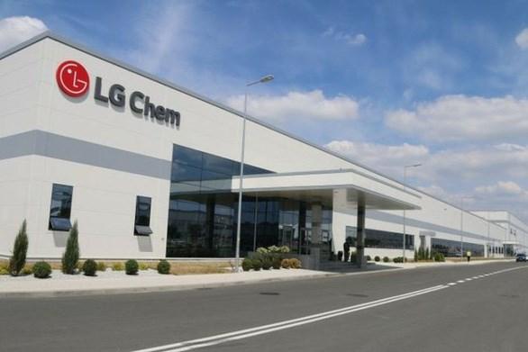 LG Chem củng cố vị thế trên thị trường pin xe điện