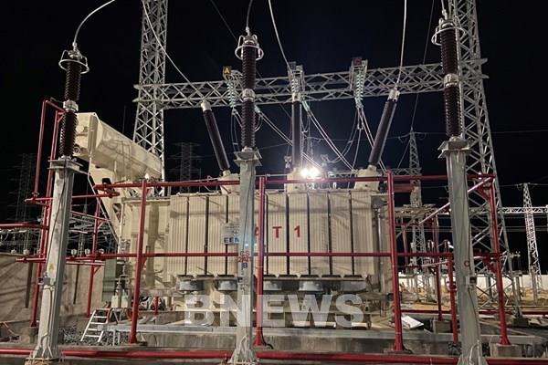Chuẩn bị đóng điện 17 dự án truyền tải