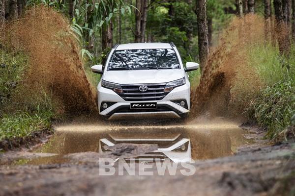 Toyota Rush tại Việt Nam áp dụng giá mới, giảm 35 triệu đồng