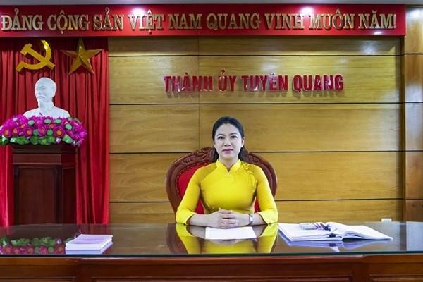 Công bố quyết định phân công, điều động hai Phó Chủ tịch UBND tỉnh Tuyên Quang