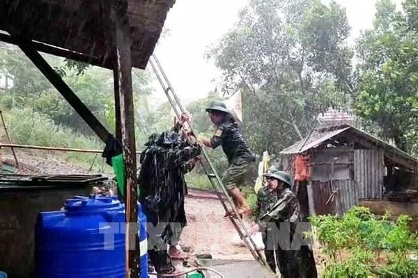 Trung Bộ còn phải chịu ảnh hưởng của 4-6 cơn bão trong năm nay