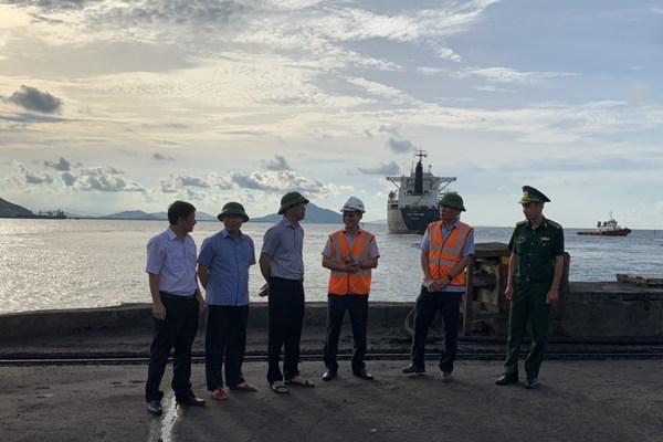 Bộ Giao thông Vận tải chỉ đạo khẩn ứng phó, khắc phục thiệt hại do bão số 5