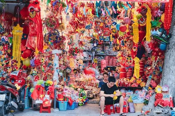 Đồ chơi Trung thu của Việt Nam được ưa chuộng