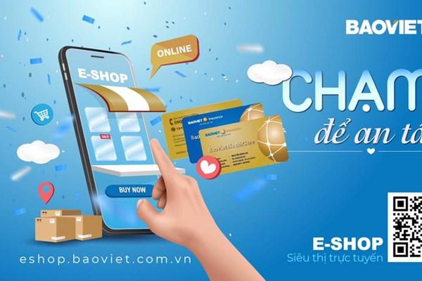 Bảo Việt đẩy mạnh thanh toán điện tử