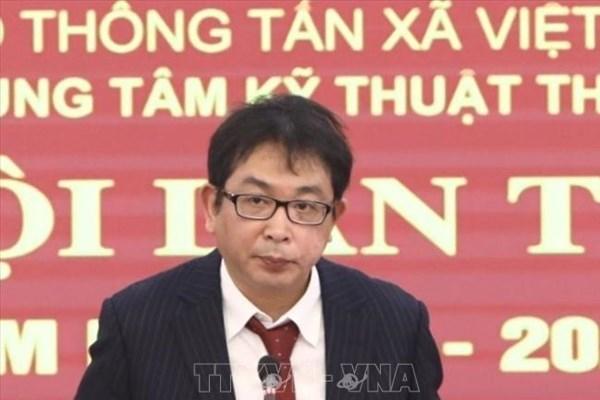 Thủ tướng Chính phủ bổ nhiệm Phó Tổng Giám đốc Thông tấn xã Việt Nam