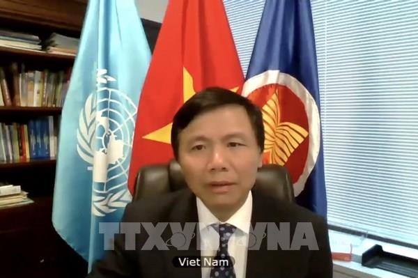 Việt Nam được đánh giá là một đối tác mạnh của Liên hợp quốc
