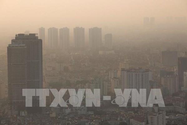 Từ năng lượng xanh vươn tới bầu không khí sạch