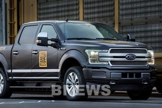 Ford sản xuất bán tải F-150 phiên bản chạy điện ở Mỹ