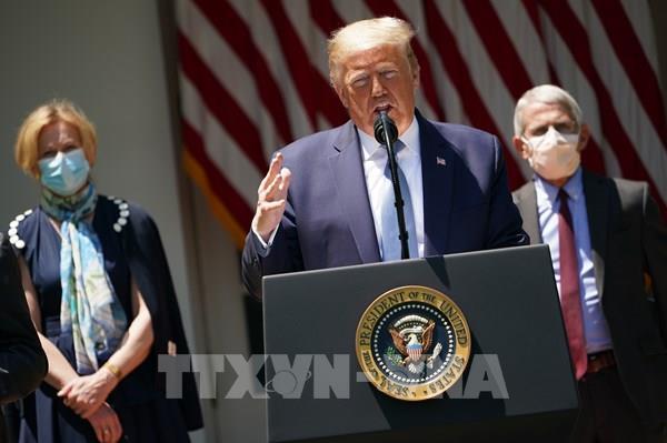 Tổng thống Mỹ cân nhắc hai ứng viên nữ làm Thẩm phán Tòa án Tối cao