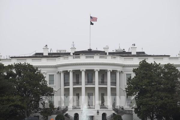 Mỹ phát hiện phong bì chứa chất độc gửi đến Nhà Trắng