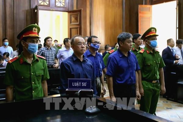 Nguyên Phó Chủ tịch UBND TP HCM bị tuyên phạt 8 năm tù