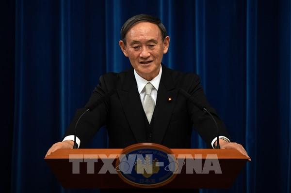 Tân Thủ tướng Nhật Bản Y.Suga và Tổng thống Mỹ D.Trump điện đàm lần đầu tiên