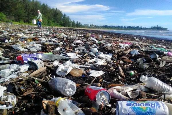 Cuộc chiến rác thải nhựa của Malaysia