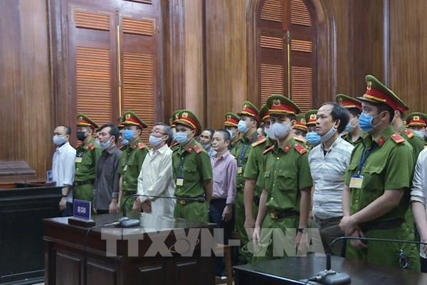 """Bản án nghiêm khắc cho các bị cáo phạm tội """"Khủng bố nhằm chống chính quyền nhân dân"""""""