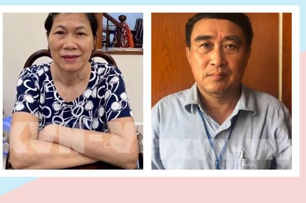 Khởi tố 8 bị can trong vụ án tại Công ty Unimex Hà Nội và Trung tâm Artex Hà Nội
